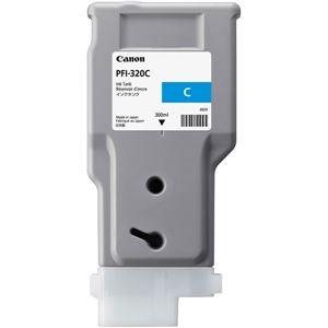 その他 【純正品】CANON 2891C001 PFI-320C インクタンク シアン ds-2198293