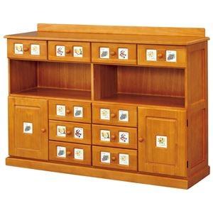 格安 その他 モダン キャビネット/収納棚 モダン【幅120cm ds-2200482 ライトブラウン】 木製 『南欧風家具』 引き出し付き 『南欧風家具』 〔リビング ダイニング〕 ds-2200482, デイリースタイル:f1a2ef1f --- delivery.lasate.cl