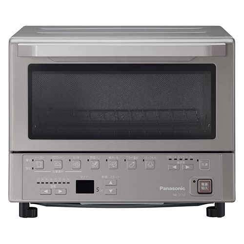 パナソニック コンパクトオーブン シルバー NB-DT52-S【納期目安:09/01発売予定】