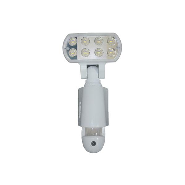 マザーツール SD内蔵LEDセンサーライトカメラ(ホワイト) MT-SL03W【納期目安:1週間】