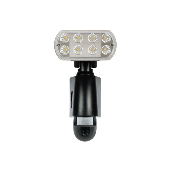 マザーツール SD内蔵LEDセンサーライトカメラ(ブラック) MT-SL03B【納期目安:1週間】