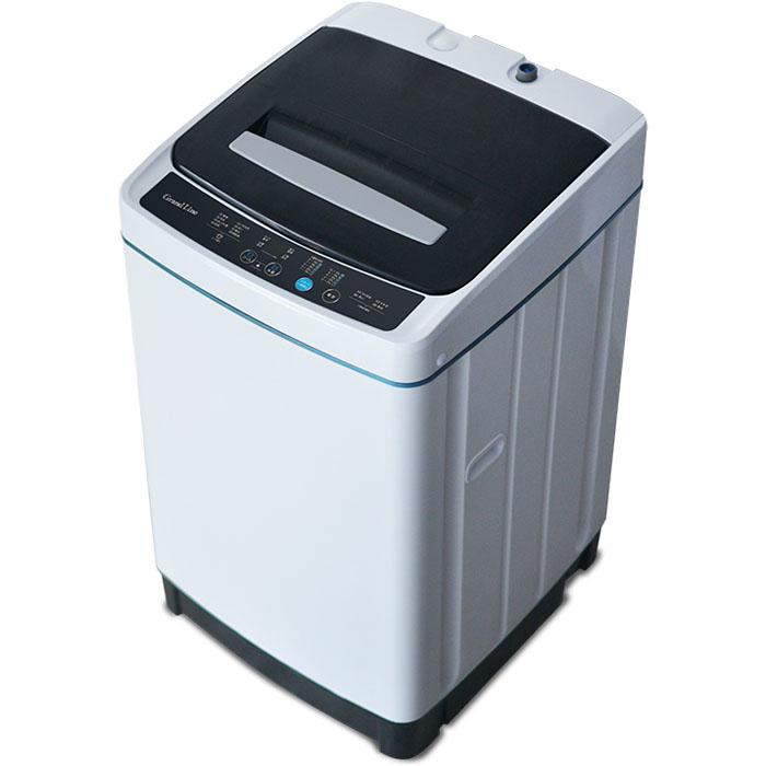 エスキュービズム 全自動洗濯機 5(ホワイト) SWL-W50-W