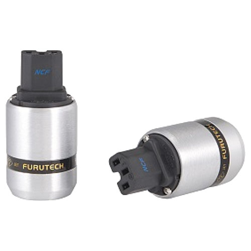 FURUTECH 受注生産品 ハイエンドグレード インレット FI-46-NCF G 限定モデル プラグ