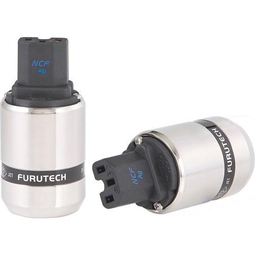 FURUTECH ハイエンドグレード・インレット・プラグ FI-48-NCF/Ag