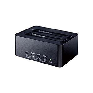 その他 (まとめ)玄人志向2.5型&3.5型SATA HDD/SSDスタンド USB3.0接続 KURO-DACHI/CLONE+ERA1台【×3セット】 ds-2214377