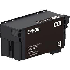 その他 (まとめ)エプソン インクカートリッジマットブラック 80ml SC13MBL 1個【×3セット】 ds-2214982