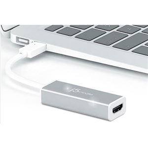その他 (まとめ)j5 Create USB3.0HDMI ディスプレイアダプター JUA355 1個【×3セット】 ds-2215660