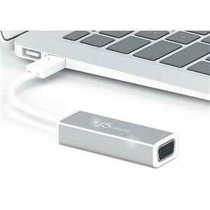 その他 (まとめ)j5 Create USB3.0 VGAディスプレイアダプター JUA315 1個【×3セット】 ds-2215663