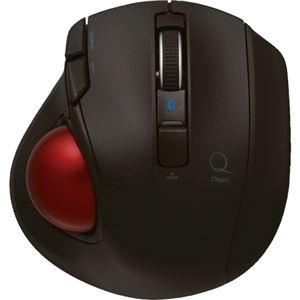 その他 (まとめ)ナカバヤシ小型Bluetooth静音5ボタン トラックボール ブラック MUS-TBLF134BK 1個【×3セット】 ds-2216124