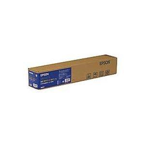 その他 (まとめ)エプソン EPSON MC厚手マット紙ロール 24インチロール 610mm×25m MCSP24R4 1本【×3セット】 ds-2216206