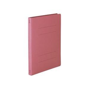 その他 (まとめ)丈夫なフラットファイル バインダー 2穴 <HD> A4-S ピンク 10冊入 10パック【×3セット】 ds-2217080