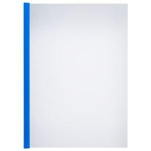 その他 (まとめ)TANOSEE 薄型スリムレールホルダーA4タテ 20枚とじ 青 1セット(300冊:30冊×10パック)【×3セット】 ds-2217145