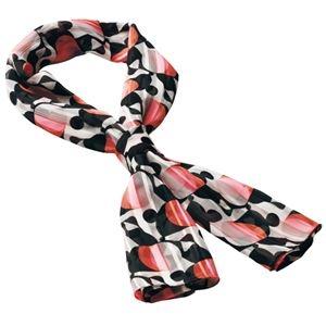 その他 (まとめ)スカーフ SA07A-3 ピンク【×3セット】 ds-2217290
