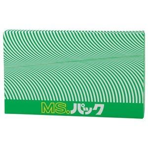 その他 (まとめ)明光商会 シュレッダー用ゴミ袋 MSパック 透明 LLサイズ 1パック(100枚)【×3セット】 ds-2217316