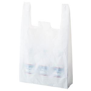 その他 (まとめ)乳白レジ袋 No60 100枚入×10【×3セット】 ds-2217418