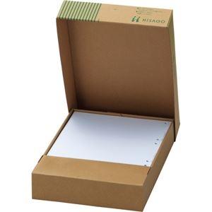 その他 (まとめ)TANOSEEマルチプリンタ帳票(FSC森林認証紙) A4白紙 2面 1セット(1000枚:500枚×2箱)【×3セット】 ds-2218101