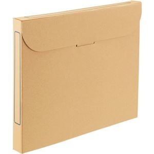 その他 (まとめ)TANOSEE ファイルボックス A4背幅32mm ナチュラル 1セット(50冊:5冊×10パック)【×3セット】 ds-2218285