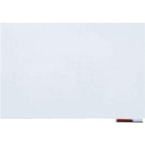 その他 (まとめ)TRUSCO 吸着ホワイトボードシート600×900×1.0mm TWKS-6090 1枚【×3セット】 ds-2218388