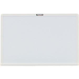 その他 (まとめ)TRUSCO スチール製ホワイトボード300×450 板面:白 枠色:ホワイト WGH-142S-W 1枚【×3セット】 ds-2218400