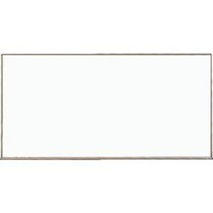 その他 (まとめ)TRUSCO スチール製ホワイトボード300×450 板面:白 枠色:ブロンズ WGH-142S-BL 1枚【×3セット】 ds-2218401