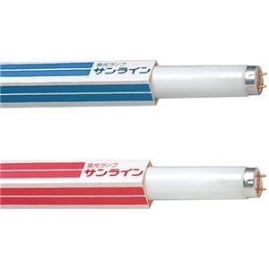 その他 (まとめ)日立 直管蛍光ランプ サンライングロースタータ形 40W形 白色 業務用パック FL40SSW/37-B 1パック(25本)【×3セット】 ds-2218795