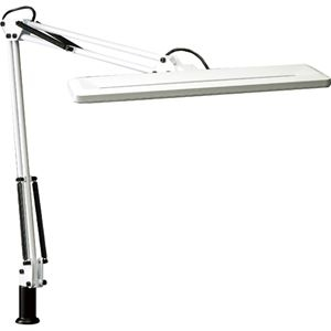 その他 (まとめ)山田照明 LEDスタンド 9.0W1540Lx ホワイト Z-1000W 1台【×3セット】 ds-2218981