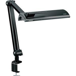 その他 (まとめ)ツインバードアーム型タッチインバータ蛍光灯 ブラック LK-H766B 1台【×3セット】 ds-2218986