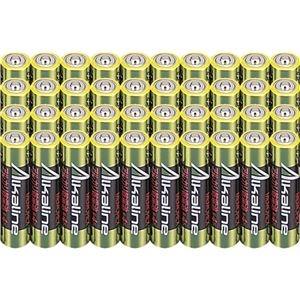 その他 (まとめ)メモレックス・テレックス アルカリ乾電池単4形 LR03/1.5V40S 1セット(400本:40本×10パック)【×3セット】 ds-2219013