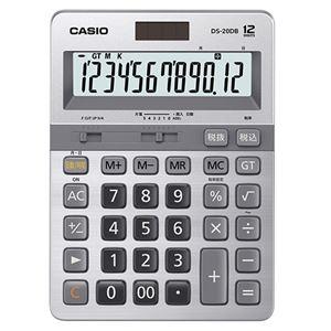 その他 (まとめ)カシオ 本格実務電卓日数&時間計算 12桁 DS-20DB-N 1台【×3セット】 ds-2219153