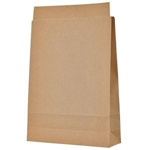 その他 (まとめ)TANOSEE 宅配袋 大 茶封かんテープ付 1セット(400枚:100枚×4パック)【×3セット】 ds-2219203