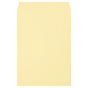 その他 (まとめ)キングコーポレーション ソフトカラー封筒角2 100g/m2 クリーム 業務用パック 160209 1箱(500枚)【×3セット】 ds-2219255
