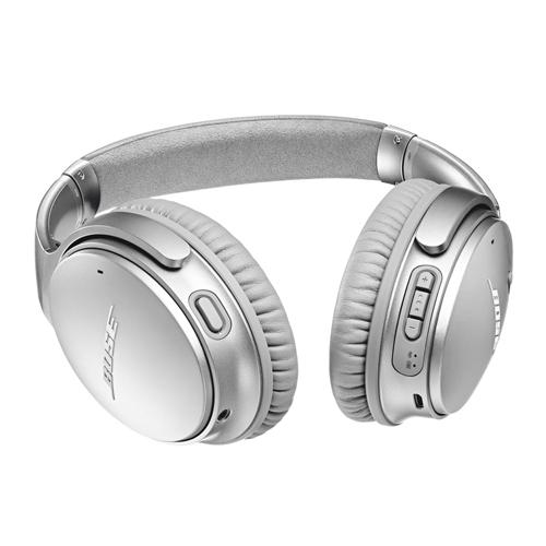BOSE Bose QuietComfort 35 wireless 35 wireless headphones II Bose シルバー QuietComfort35II-SLV, スマホケース専門店 luxyer:5ccd82b9 --- anaphylaxisireland.ie