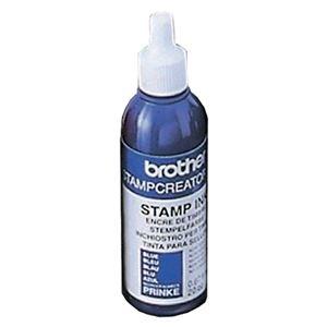 その他 (まとめ) ブラザー BROTHER スタンプ用補充インク 青 20cc PRINKE 1本 【×10セット】 ds-2233890