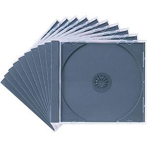 送料無料 その他 まとめ サンワサプライ DVD CDケース10mm厚 1枚収納 ブラック ×30セット おすすめ特集 ds-2235314 発売モデル 1パック 10枚 FCD-PN10BK