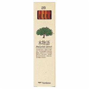 その他 (まとめ) トンボ鉛筆 エコ鉛筆木物語 2BLA-KEA2B 1ダース(12本) 【×30セット】 ds-2235938