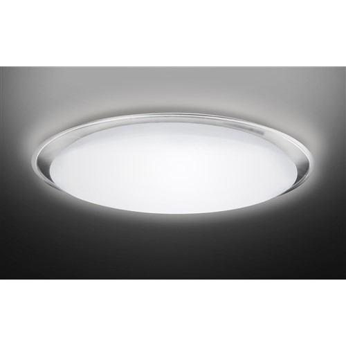 東芝 LEDシーリング照明 (リモコン付き) NLEH08011ALC