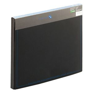 その他 (まとめ) プラス ケースファイル 再生PP A4背幅20mm ブラック(背見出し色ブルー) FL-131CE 1冊 【×30セット】 ds-2236595
