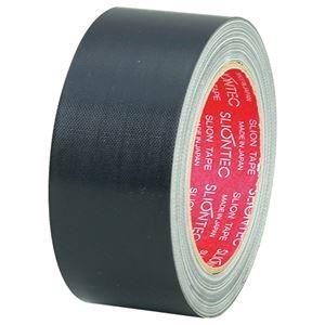 その他 (まとめ) スリオンテック 布粘着テープ No.3390 50mm×25m 黒 No.3390-50BK 1巻 【×30セット】 ds-2236948