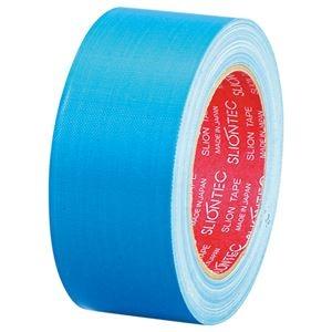 その他 (まとめ) スリオンテック 布粘着テープ No.3390 50mm×25m ライトブルー No.3390-50LB 1巻 【×30セット】 ds-2236950