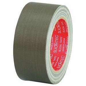 その他 (まとめ) スリオンテック 布粘着テープ No.3390 50mm×25m オリーブドラブ No.3390-50OL 1巻 【×30セット】 ds-2236953