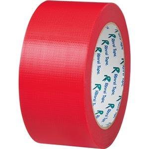 その他 (まとめ) リンレイ PEワリフカラーテープ 50mm×25m 赤 674アカ 1巻 【×30セット】 ds-2237049