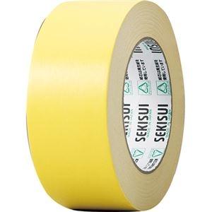 その他 (まとめ) 積水化学 カラークラフトテープ#500WC 50mm×50m 黄 K50WY13 1巻 【×30セット】 ds-2237158