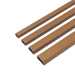 その他 (まとめ) サンワサプライ ケーブルカバー26mm幅 角型 ブラウン CA-KK26BR 1本 【×30セット】 ds-2238115