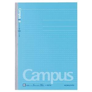その他 (まとめ) コクヨ キャンパスノート(ドット入り罫線) セミB5 B罫 30枚 ノ-3BTN 1セット(5冊) 【×30セット】 ds-2238523