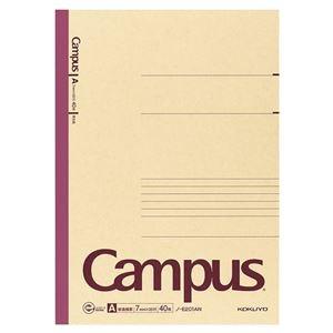 その他 (まとめ) コクヨ 再生紙キャンパスノート A4 A罫 40枚 ノ-E201AN 1冊 【×30セット】 ds-2238602