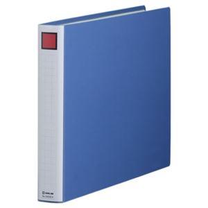その他 (まとめ) キングファイル スーパードッチ(脱・着)イージー A3ヨコ 300枚収容 背幅46mm 青 3403EA 1冊 【×30セット】 ds-2238799