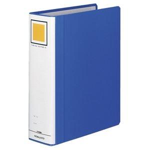 その他 (まとめ) コクヨ チューブファイル(エコツインR) B5タテ 600枚収容 背幅75mm 青 フ-RT661B 1冊 【×30セット】 ds-2238821