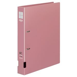 その他 (まとめ) コクヨ DリングファイルS型 再生PP表紙 A4タテ 2穴 300枚収容 背幅45mm ピンク フ-FD430P 1冊 【×30セット】 ds-2238959