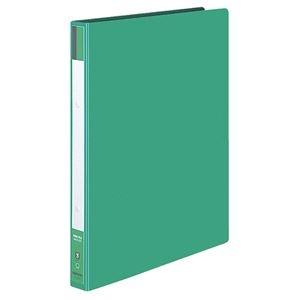 その他 (まとめ) コクヨ リングファイル 色厚板紙表紙 A4タテ 2穴 170枚収容 背幅30mm 緑 フ-420NG 1冊 【×30セット】 ds-2239020