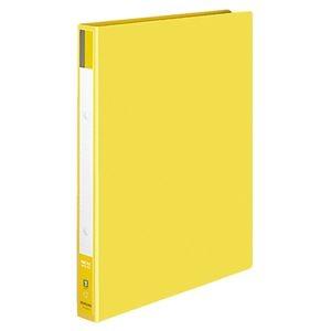 その他 (まとめ) コクヨ リングファイル 色厚板紙表紙 A4タテ 2穴 170枚収容 背幅30mm 黄 フ-420NY 1冊 【×30セット】 ds-2239024